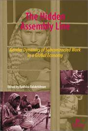 The Hidden Assembly Line: Gender Dynamics of Subcontracted Work in a Global Economy