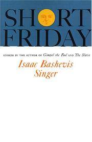 Short Friday and Other Stories