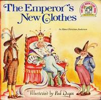 THE EMPEROR'S NEW CLOTHES by Hans Christian Anderson, illustrated by Paul Degen (1978 Softcover 8...