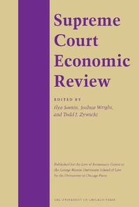 Supreme Court Economic Review Volume 17