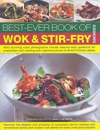 Best-Ever Book Of Wok  Stir-Fry Cooking
