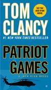 image of Patriot Games (A Jack Ryan Novel)