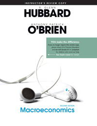 Macroeconomics (Instructor's Edition) by  Anthony Patrick O'Brien R. Glenn Hubbard - from BookHolders and Biblio.com