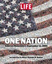 One Nation America remembers September 11, 2001