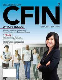 CFIN 3 (Corporate Finance)(Chinese Edition)