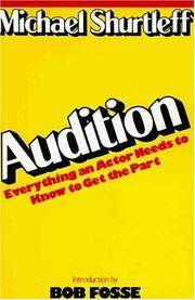 image of Audition: Everything an Actor Needs to Know to Get the Part