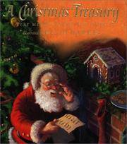 A Christmas Treasury  Very Merry Stories and Poems