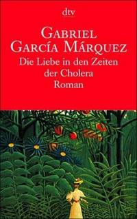 image of Die Liebe in Den Zeiten Der Cholera (Fiction, Poetry and Drama) (Fiction, Poetry & Drama) (German Edition)