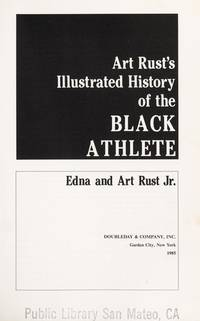 Art Rust's Illustrated History of the Black Athlete