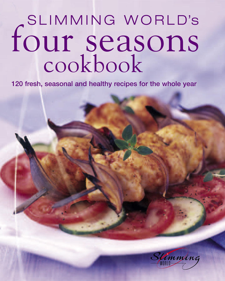 Slimming World 39 S Four Seasons Cookbook By World Slimming