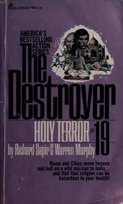Holy Terror (The Destroyer, No. 19)