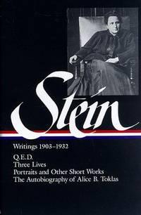 Writings: 1903-1932