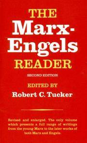 image of The Marx-Engels Reader