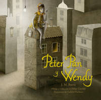 Peter Pan y Wendy (Spanish Edition) by  J.M Barrie - Paperback - from Mega Buzz Inc (SKU: Z6078469401ZN)