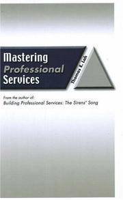Mastering Professional Services