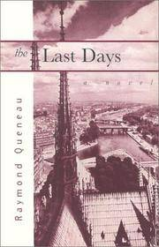 Last Days (French Literature)