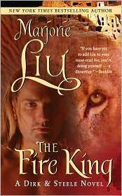 The Fire King (Dirk & Steele. Book 9)