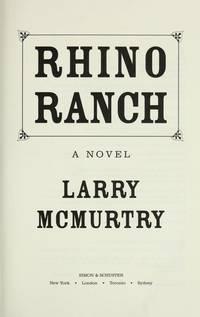 image of Rhino Ranch: A Novel