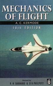 Mechanics of Flight (10th Edition) by  Alfred Cotterill Kermode - Paperback - from Bonita (SKU: 0582237408.G)