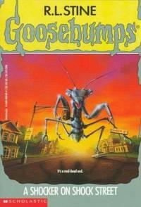 A Shocker on Shock Street (Goosebumps #35)