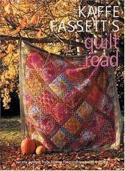 image of Kaffe Fassett's Quilt Road