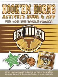 Hook 'em Horns Activity Book and App