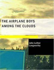 The Airplane Boys Among the Clouds