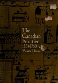 image of Canadian Frontier, 1534-1760