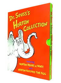 image of Dr. Seuss's Horton Collection Boxed set (Horton Hears a Who and Horton Hatches the Egg)