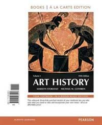 image of Art History, Volume 1 -- Books a la Carte (5th Edition)