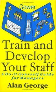 Train and Develop Your Staff