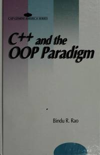 C++ AND THE OOP PARADIGM