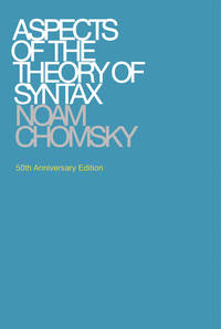 image of Aspects of the Theory of Syntax: 50th Anniversary Edition