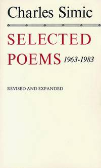 Selected Poems, 1963-1983