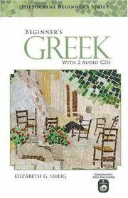 Beginner's Greek with 2 Audio CDs (Hippocrene Beginner's Series) (Greek Edition)