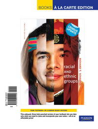Racial and Ethnic Groups, Census Update, Books a la Carte Edition (12th Edition) by  Richard T Schaefer - 2010-05-14 - from GOTbooks (SKU: SKU0205004407)