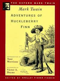 image of Adventures of Huckleberry Finn (Tom Sawyer's Comrade)