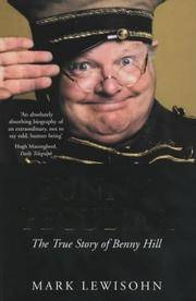 image of Funny, Peculiar: The True Story of Benny Hill