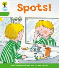image of Oxford Reading Tree: Level 2: More Stories A: Spots!