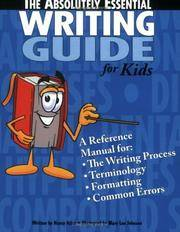 Absolutely Essential Writing Guide (Absolutely Essential Guides)