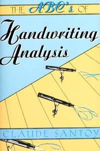 The ABC's of Handwriting Analysis. {1st Hardcover]