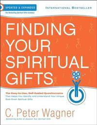 Finding Your Spiritual Gifts Questionnaire