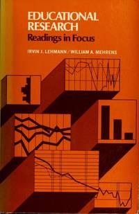 Educational research;: Readings in focus,