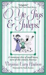 image of O Ye Jigs & Juleps!