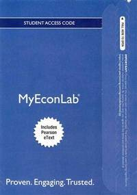 image of NEW MyEconLab with Pearson eText -- Access Card -- for Economics Today: The Micro View (MyEconLab (Access Codes))