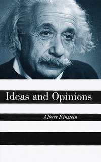 Ideas And Opinions by  Albert Einstein - Paperback - from Good Deals On Used Books and Biblio.co.uk