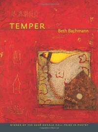Temper (Pitt Poetry Series)