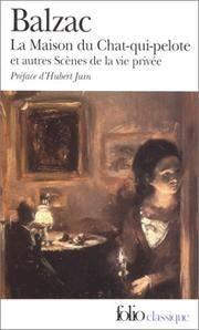 image of Maison Du Chat-Qui-Pelo (Folio (Domaine Public)) (French Edition)