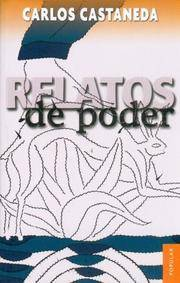 Relatos de Poder = Power of Silence by Carlos Castaneda - Paperback - 1997-08-20 - from Ergodebooks and Biblio.com