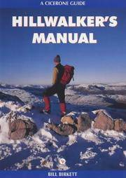 The Hillwalker's manual - a Definitive Source of Reference